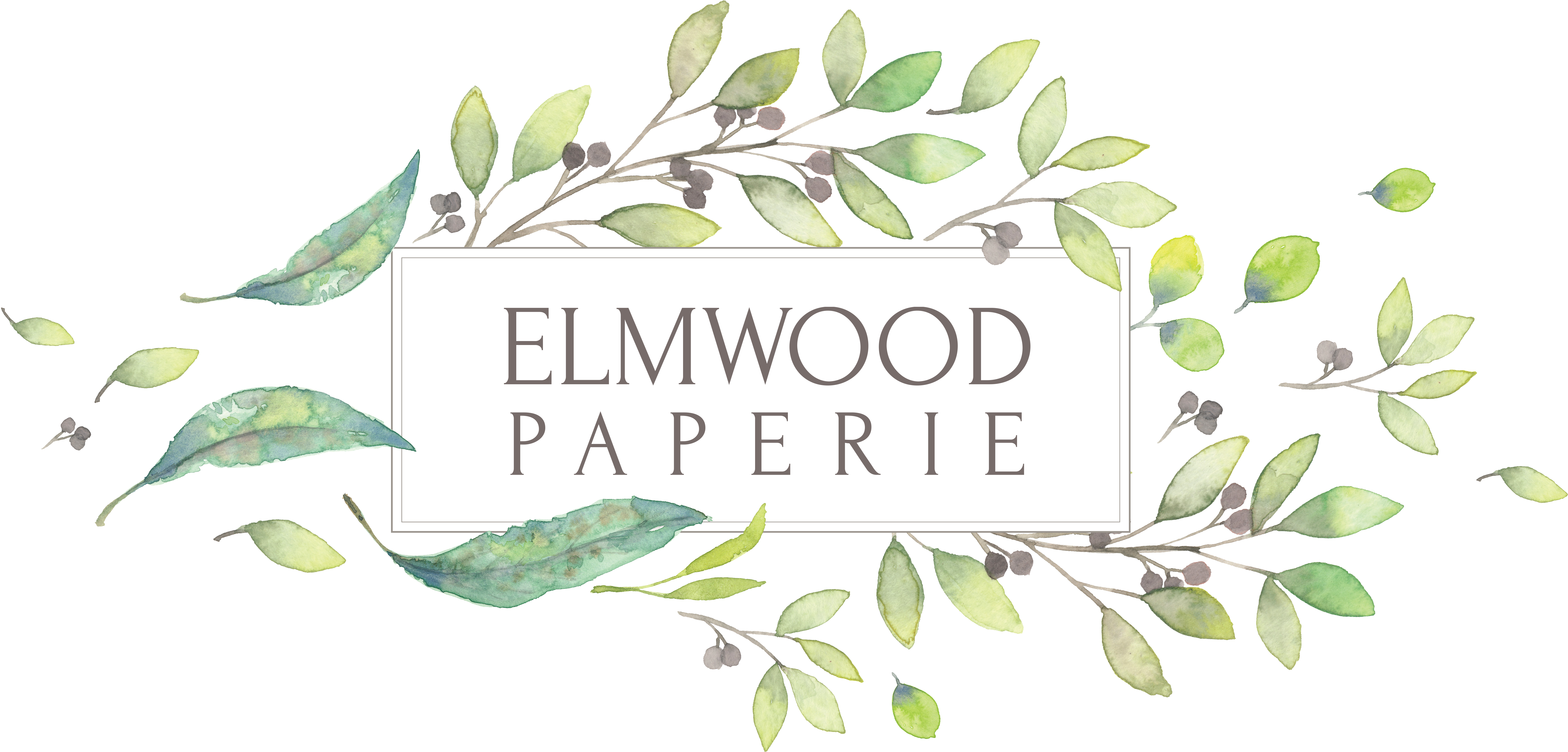 Elmwood Paperie / Editable Invitations for All Occasions